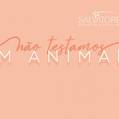 ed6a851f1e2dd Testes em animais  A Salvatore já nasceu livre desta triste realidade.